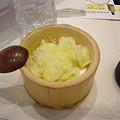 写真: 太田原産軟白葱