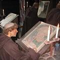 Photos: モン・サン.ミッシェルにて 修道士の生活