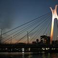 Photos: 夕暮れの中央大橋