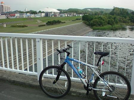 豊平川サイクリングロード