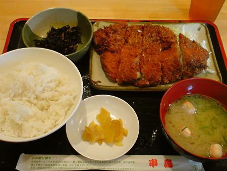 串鳥 北広島駅前店 ビッグチキンカツ定食