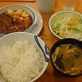 Photos: 松屋 麻婆定食