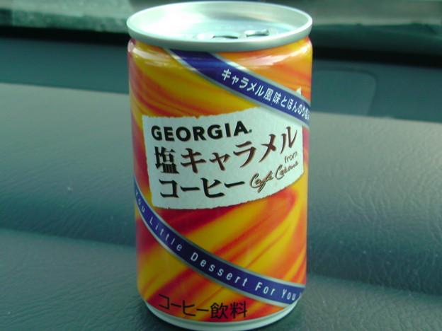 Photos: 塩キャラメルコーヒー