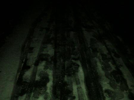 夜練 081209