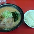 写真: 桃太郎 味噌ラーメン
