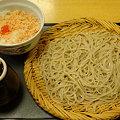 Photos: 信州庵 味定セット(鮭いくら丼)