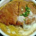 写真: セイコーマート カツ丼大盛り