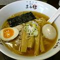 Photos: まるは 中華そばしょうゆ+味たま