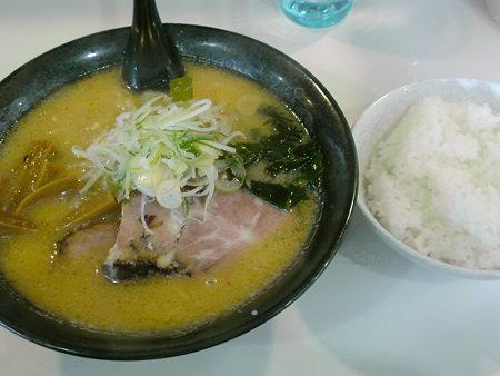 桃太郎太平店 味噌+ライス