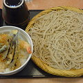 Photos: 信州庵 味定天丼(そば大盛り)