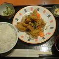 Photos: いろはにほへと 若鶏竜田揚げ定食