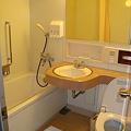 写真: 091.金沢国際ホテルのバスルーム