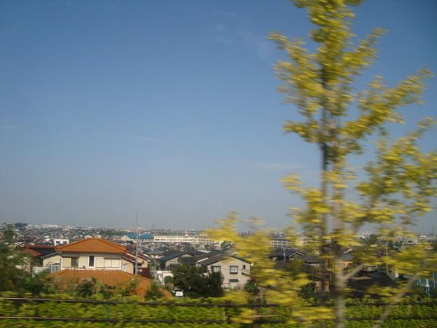 003.のどかな住宅街の風景です