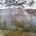 写真: 尻焼温泉 野湯 清澄な感じ