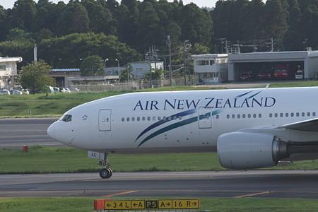 ニュージーランド航空1