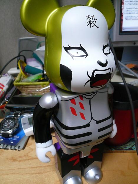 Photos: クラウザーさん人形