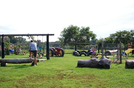 Tougas Family Farmプレイグラウンド