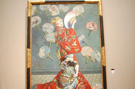 ボストン美術館「日本娘」