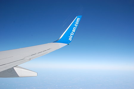 AirTran翼