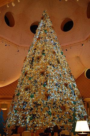 ドルフィン「クリスマスツリー」