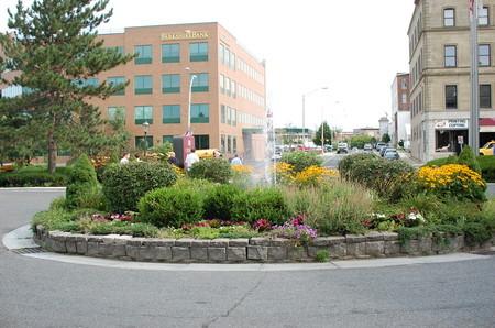 Crowne Plaza Hotel( PITTSFIELD-BERKSHIRES)噴水