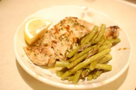 鶏肉のオーブン焼き2(できあがり!)