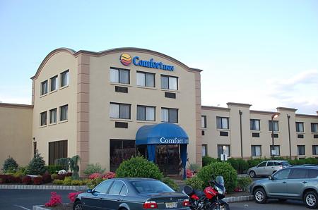 Comfort Inn外観