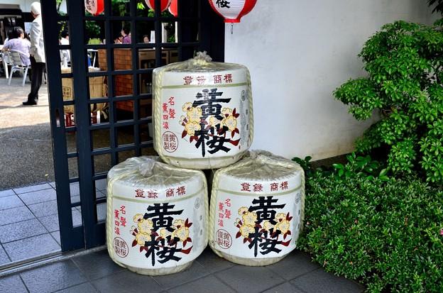 2014_0608_154341_伏見酒 黄桜