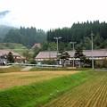 Photos: 広島県加計町立(現安芸太田町)旧杉之泊小学校