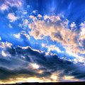 本日の空模様(雲)