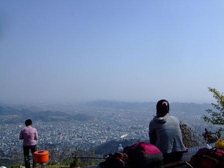吾妻山山頂2