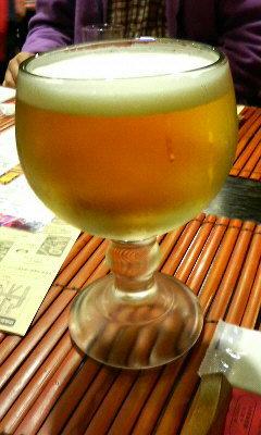 老辺餃子ビール