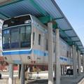 写真: 千葉都市モノレール1000形 那珂川清流鉄道保存会
