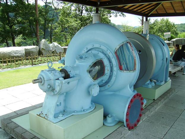 05水車発電機