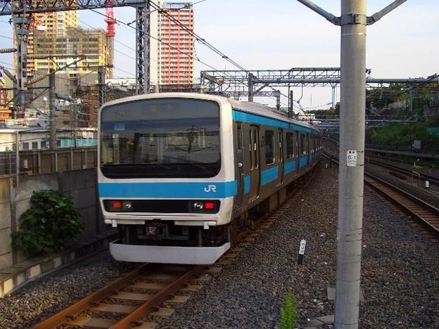 京浜東北線 磯子行 CIMG1732