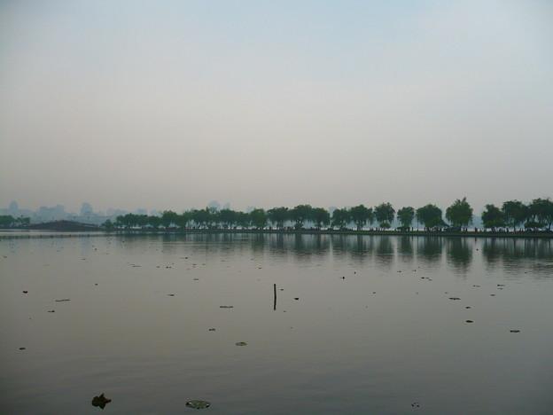 杭州西湖・白堤