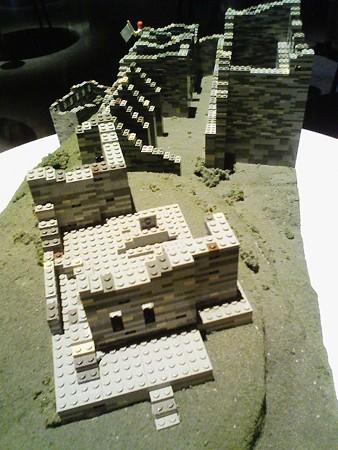 080829-レゴ展 マチュピチュ (2)