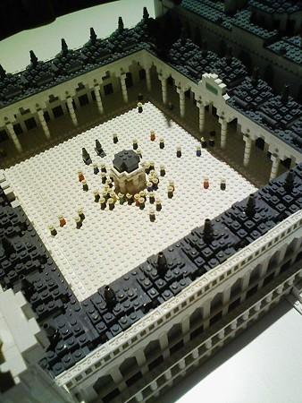 080829-レゴ展 イスタンブールの寺院 (2)