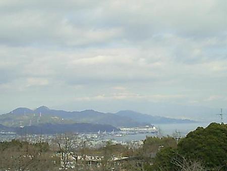 20090104-日本平山頂 (1)