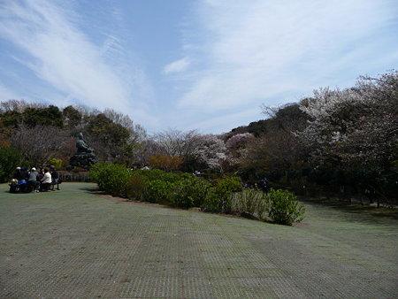 090403-源氏山と化粧坂 (2)