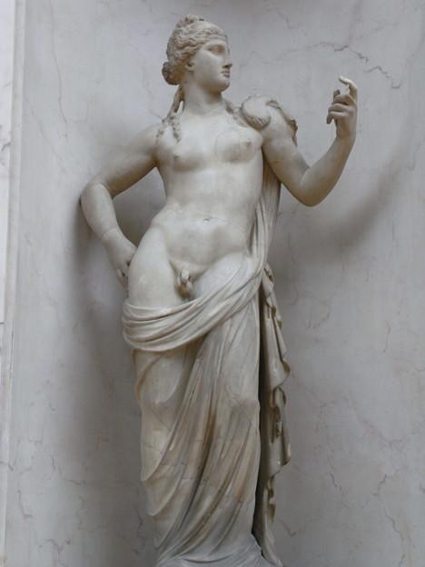 Photos: ルーブル彫像