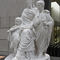 オルセー彫像