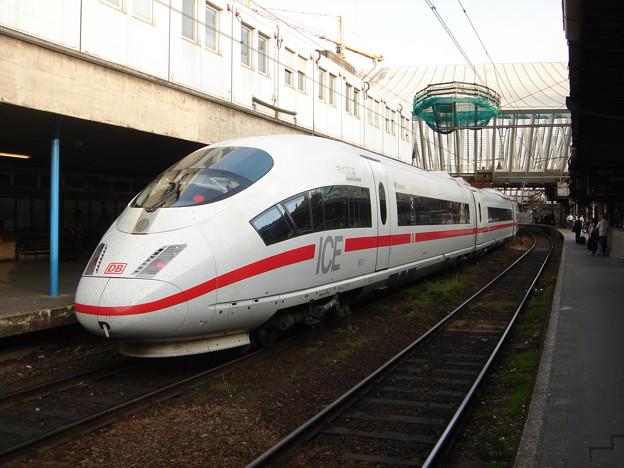 ICE3 リエージュ駅
