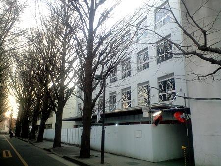 建設中の大岡山南4号館