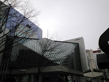 去年の東工大オケ定期演奏会当日の東京芸術劇場