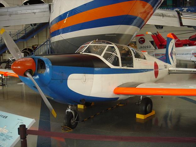 高揚力研究機 X1G1 DSC00218