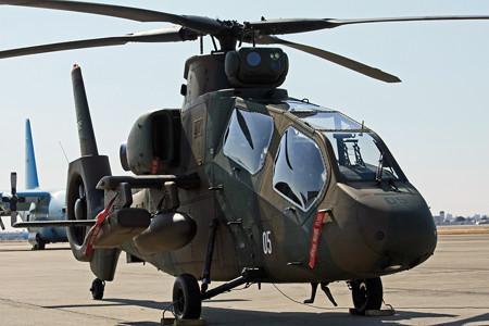 OH-1観測ヘリコプター IMG_9388_2
