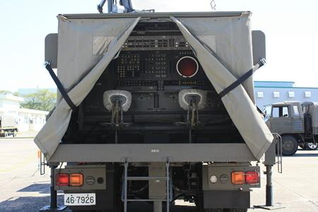 81式短距離地対空誘導弾 射撃統制装置 IMG_0742