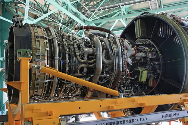XC-2(C-2) エンジン IMG_8227_2