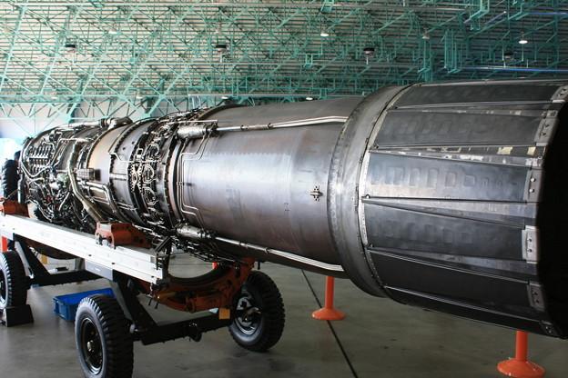 F-4EJ改 エンジン J79-IHI-17 IMG_8224